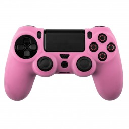 Silicone Protect Case PINK (PS4)