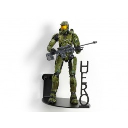 Boran Accessories holder for action figures wallmount