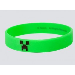 Minecraft Creeper Bracelet (Large)