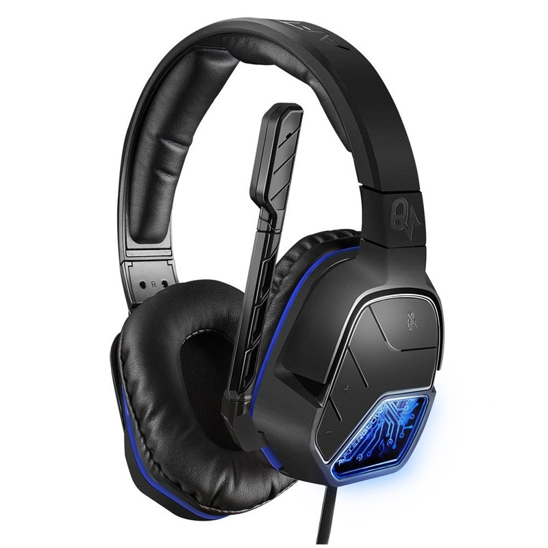 PDP Afterglow LVL5X Wired Stereo Headset (PS4)
